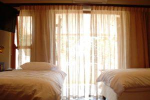 Slaapkamer Zuid Afrika