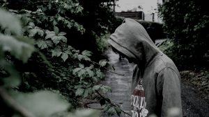Man met psychose na drugsgebruik