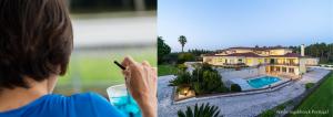 Alcohol verslaafd Danielle Spoor6 opname Portugal verslavingskliniek